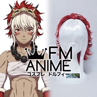 Fire Emblem Fates Rinkah Cosplay Wig
