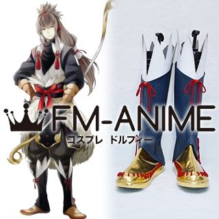 Fire Emblem Fates Takumi Cosplay Shoes Boots
