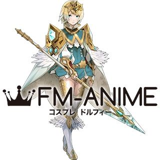 Fire Emblem Heroes Fjorm Cosplay Costume