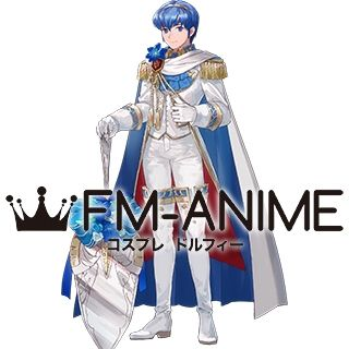 Fire Emblem Heroes Marth Bridal Bloom Cosplay Costume
