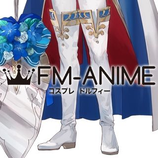 Fire Emblem Heroes Marth Bridal Bloom Cosplay Shoes Boots