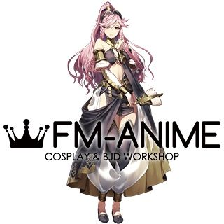 Fire Emblem Heroes Olivia Performing Arts Cosplay Costume