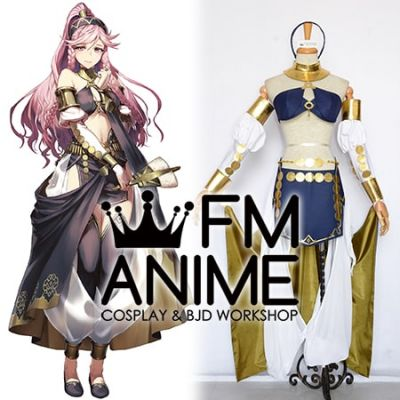Fire Emblem Heroes Olivia Performing Arts Festival Dancer Cosplay Costume