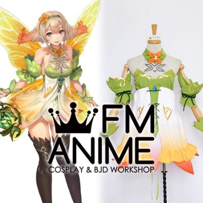 Fire Emblem Heroes Peony Dress Cosplay Costume