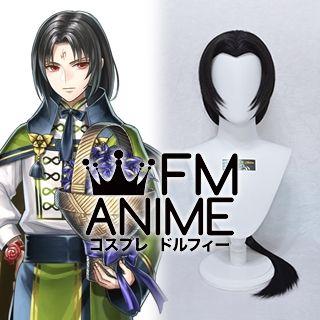 Fire Emblem Heroes Valentine Soren Greil's Devoted Cosplay Wig