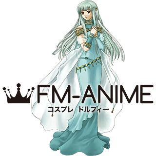 Fire Emblem: The Blazing Blade Ninian Dress Cosplay Costume