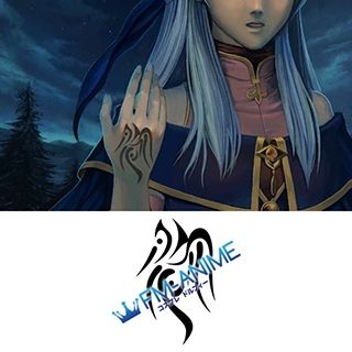 Fire Emblem: Radiant Dawn Micaiah Mark Heron Brand Cosplay Tattoo Stickers