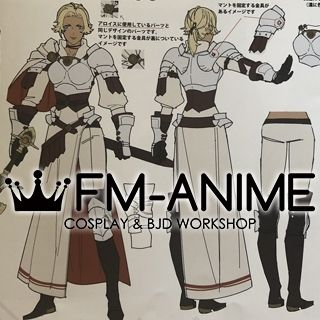 Fire Emblem: Three Houses Catherina Cosplay Costume