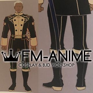 Fire Emblem: Three Houses Dedue Cosplay Shoes Boots