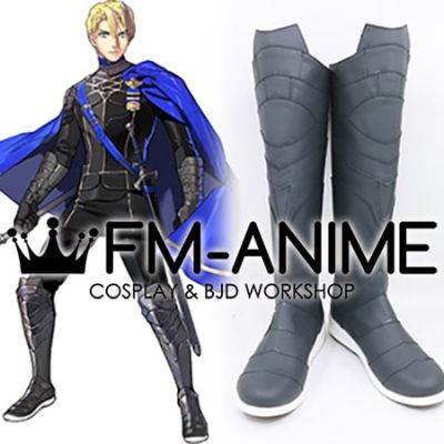 Fire Emblem: Three Houses Dimitri Alexandre Blaiddyd Cosplay Shoes Boots