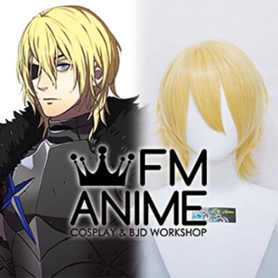 Fire Emblem: Three Houses Dimitri Alexandre Blaiddyd After 5 Year Time Skip Cosplay Wig