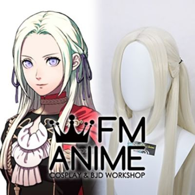Fire Emblem: Three Houses Edelgard von Hresvelg Cosplay Wig
