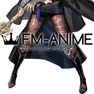 Fire Emblem: Three Houses Female Byleth Cosplay Shoes Boots