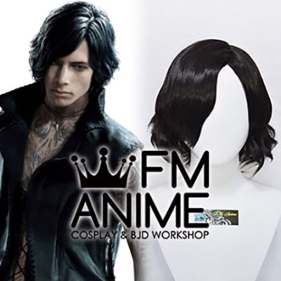 Devil May Cry 5 V Cosplay Wig