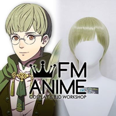 Fire Emblem: Three Houses Ignace After 5 Year Time Skip Cosplay Wig