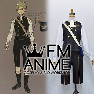 Fire Emblem: Three Houses Ignatz Victor Cosplay Costume Accessories