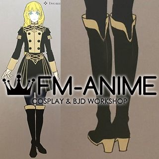 Fire Emblem: Three Houses Ingrid Cosplay Shoes Boots