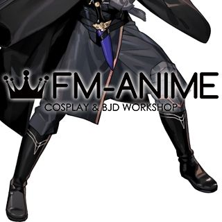 Fire Emblem: Three Houses Male Byleth Cosplay Shoes Boots