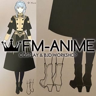 Fire Emblem: Three Houses Marianne Cosplay Shoes Boots
