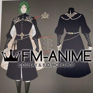 Fire Emblem: Three Houses Seteth Cosplay Costume