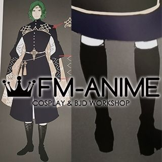 Fire Emblem: Three Houses Seteth Cosplay Shoes Boots