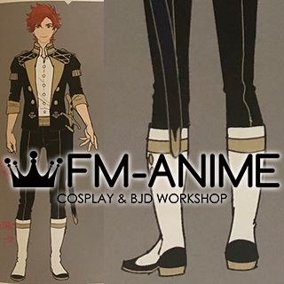 Fire Emblem: Three Houses Sylvain Cosplay Shoes Boots