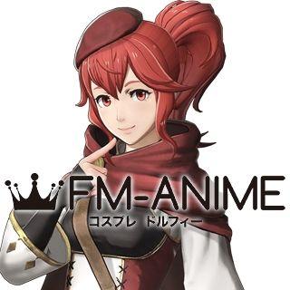 Fire Emblem Warriors Anna Cosplay Wig