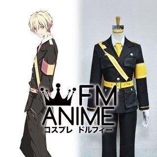 Free! - Iwatobi Swim Club Nagisa Hazuki Dojin Military Uniform Cosplay Costume