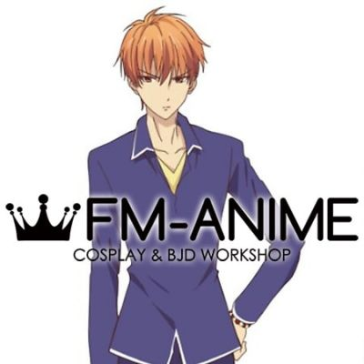 Fruits Basket Kyo Sohma Cosplay Wig