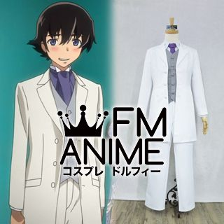 Future Diary Yukiteru Amano Married Version Cosplay Costume