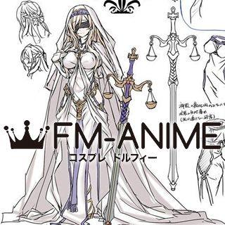 Goblin Slayer Sword Maiden (High Priestess) Cosplay Costume