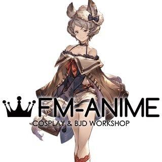 Granblue Fantasy Sutera Event Version Cosplay Costume