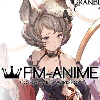 Granblue Fantasy Sutera Cosplay Wig
