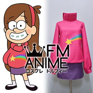 Gravity Falls Mabel Pines Cosplay Costume