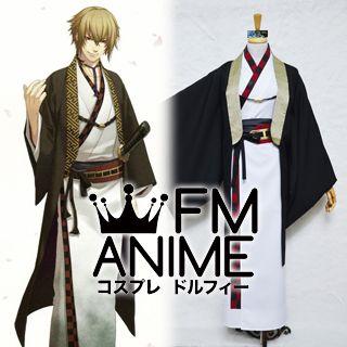 Hakuoki Chikage Kazama Kimono Cosplay Costume