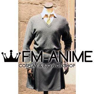 Harry Potter Hogwarts Female Uniform Cosplay Costume