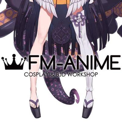 Hololive Ninomae Ina'nis Virtual YouTuber Vtuber Cosplay Shoes