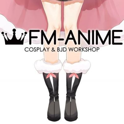Virtual YouTuber Vtuber Hololive holoForce Tsunomaki Watame Cosplay Shoes Boots