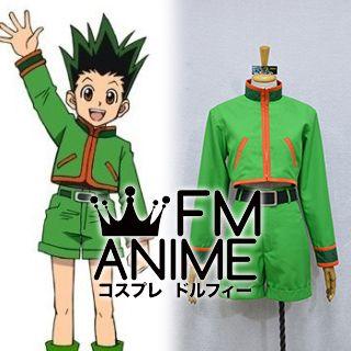 Hunter × Hunter Gon Freecss Cosplay Costume (M)