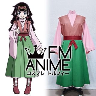Hunter x Hunter Alluka Zoldyck Kimono Cosplay Costume