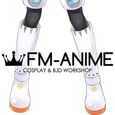 Hyperdimension Neptunia Superdimension Neptune VS Sega Hard Girls Dreamcast Cosplay Shoes Boots