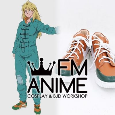 Dorohedoro Nikaido Cosplay Shoes