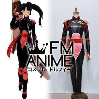 Inuyasha Sango Demon Slayer Outfit Cosplay Costume