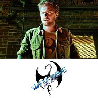 Iron Fist (TV series) Marvel Cinematic Universe Danny Rand Iron Fist Cosplay Tattoo Stickers