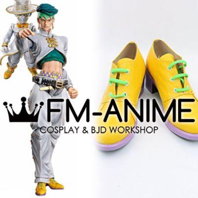 JoJo's Bizarre Adventure: Diamond Is Unbreakable Rohan Kishibe Cosplay Shoes