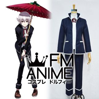 K Project (anime) Yashiro Isana Uniform Cosplay Costume