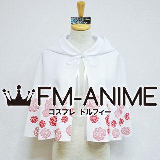 Kagerou Project Marry Kozakura Imagination Forest Rose Patterns Cloak Cosplay Costume