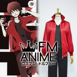 Kagerou Project Shintaro Kisaragi Sportswear Cosplay Costume