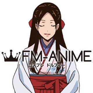Kakegurui: Compulsive Gambler Yuriko Nishinotouin Cosplay Wig
