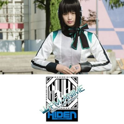 Kamen Rider ZERO-ONE Humagear Intelligence Izu Seine Kanasawa Little Assassin Cosplay Tattoo Stickers